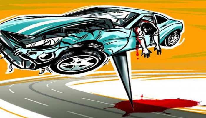 धार: तेज रफ्तार कार अनियंत्रित होकर हुई दुर्घटनाग्रस्त, 2 की मौत