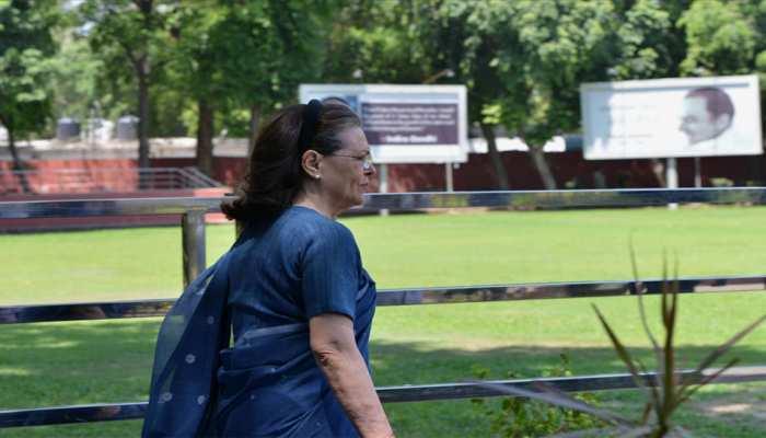 सोनिया ने रायबरेली की जनता से कहा- आप से मुझे जो हौसला मिलता है, वही मेरी असली धरोहर है