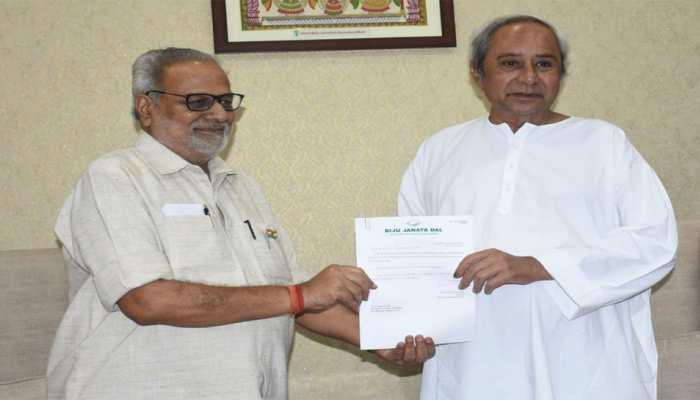 ओडिशा के राज्यपाल ने नवीन पटनायक को सरकार गठन के लिए आमंत्रित किया