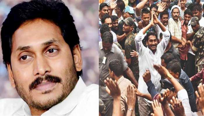 जगनमोहन रेड्डी: CM पिता की मौत के बाद कांग्रेस ने भी छोड़ा साथ, 10 सालों से अपने दम पर पलटी किस्मत