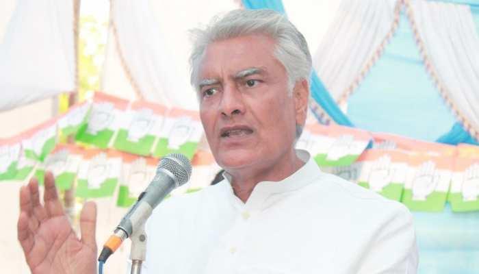 गुरदासपुर: हार के बाद सुनील जाखड़ ने राहुल गांधी को भेजा इस्तीफा