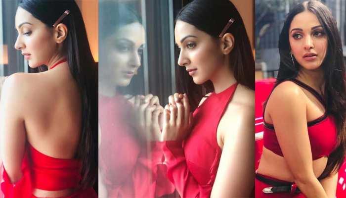 These photos of kiara aadvani goes viral on social media