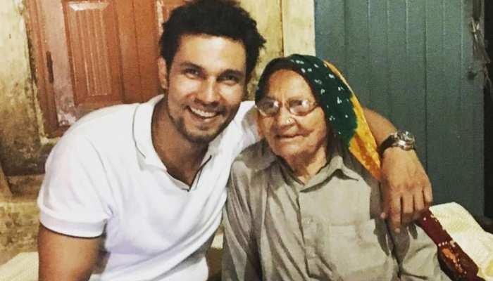नहीं रहीं एक्टर रणदीप हुड्डा की दादी, इंस्टाग्राम पर शेयर किया इमोशनल पोस्ट
