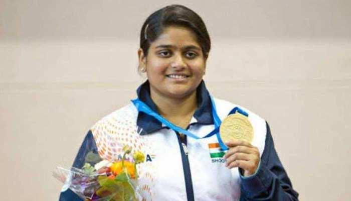 ISSF World Cup: राही सरनोबत ने दिलाई 'डबल' खुशी, गोल्ड के साथ ओलंपिक कोटा भी जीता