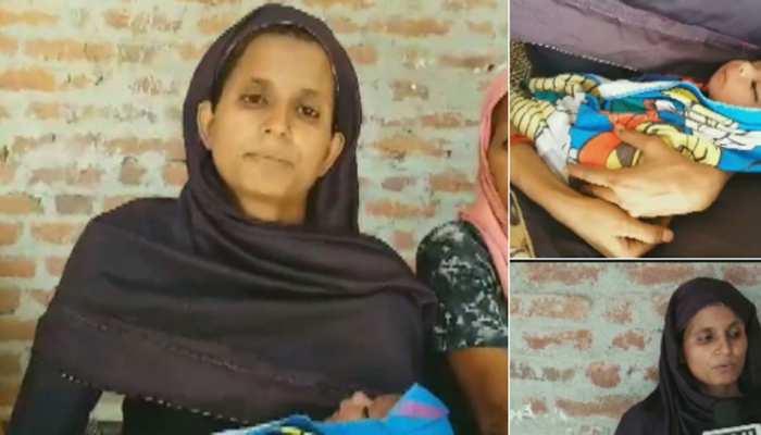 दुबई में एक भारतीय पिता अपने नवजात बेटे 'नरेंद्र दामोदरदास मोदी' को देखने के लिए है बेताब