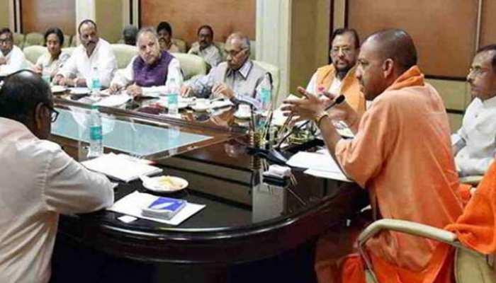 लोकसभा चुनाव बाद पहली बार हुई योगी कैबिनेट बैठक, सात प्रस्तावों पर लगी मुहर