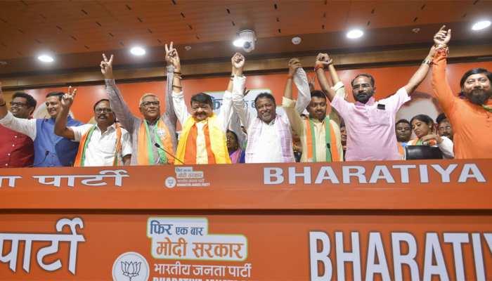 बंगाल के 3 विधायकों ने थामा BJP का दामन, विजयवर्गीय बोले- 'और MLA किश्तों में होंगे शामिल'