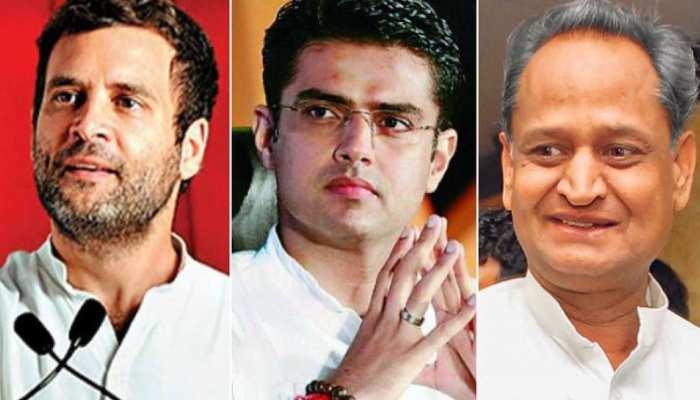 राहुल के इस्तीफा देने पर सचिन पायलट छोड़ सकते हैं उपमुख्यमंत्री का पद!