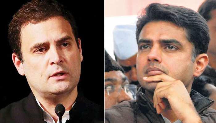 राहुल गांधी ने दिया अध्यक्ष पद से इस्तीफा तो सचिन पायलट छोड़ सकते हैं कांग्रेस का साथ