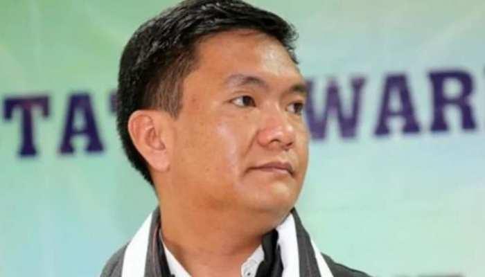 आज अरूणाचल प्रदेश के नए मुख्यमंत्री बनेंगे पेमा खांडू, राजभवन में लेंगे शपथ
