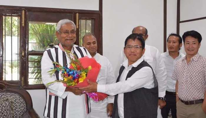 बिहार : दिल्ली में जेडीयू की अहम बैठक, मोदी सरकार में पार्टी की भूमिका पर होगी चर्चा