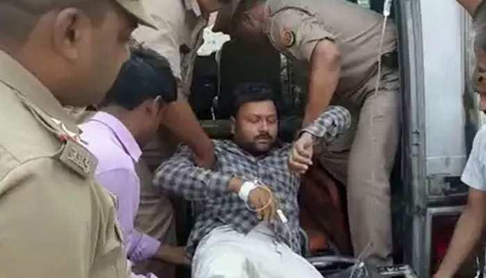 बाराबंकी शराबकांड में अब तक 14 लोगों की मौत, मुख्य आरोपी पप्पू जायसवाल मुठभेड़ के बाद गिरफ्तार