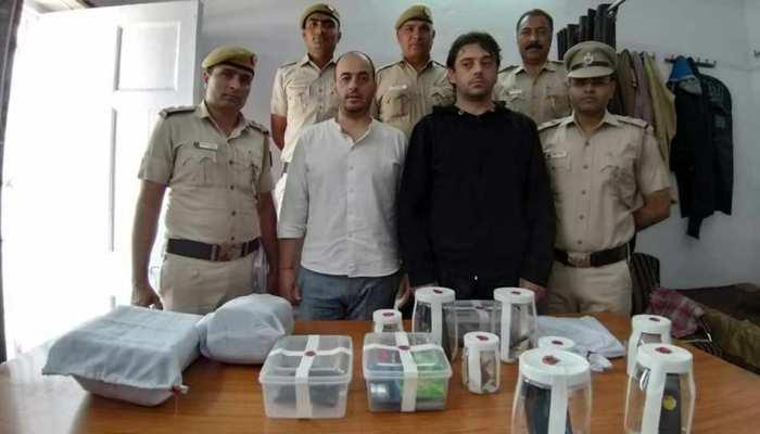 दिल्ली पुलिस ने कार्ड क्लोनिंग कर ठगी करने वाले अंतरराष्ट्रीय गैंग का किया पर्दाफाश