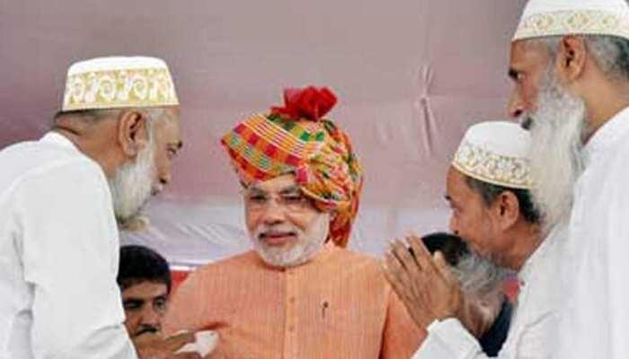 PM मोदी ने की थी अल्पसंख्यकों का भरोसा जीतने की अपील, BJP लाइब्रेरी में रखी गई कुरान
