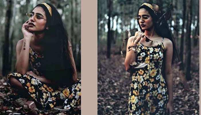 Internet sensation Priya Prakash Varriers New photoshoot goes viral