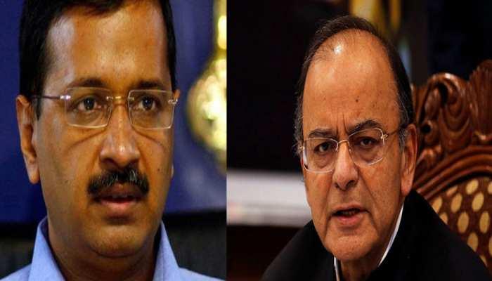 दिल्ली के मुख्यमंत्री अरविंद केजरीवाल ने अरुण जेटली के जल्द स्वस्थ होने की कामना की
