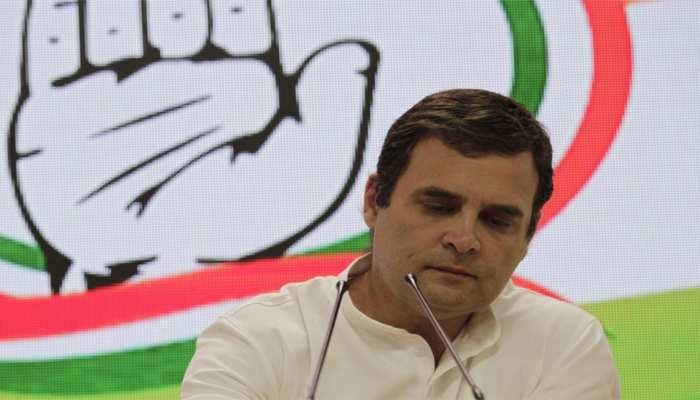 इस्तीफे पर अड़े राहुल गांधी, कई नेताओं ने किया फैसला बदलने का अनुरोध