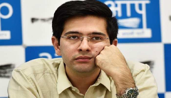 दिल्ली: AAP नेता राघव चड्ढा ने रमेश बिधूड़ी के खिलाफ अर्जी वापस ली