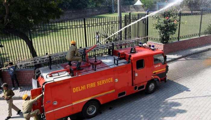 दिल्ली में 10 कोचिंग सेंटरों में कराये गये सर्वे में सुरक्षा नियमों का अभाव पाया गया