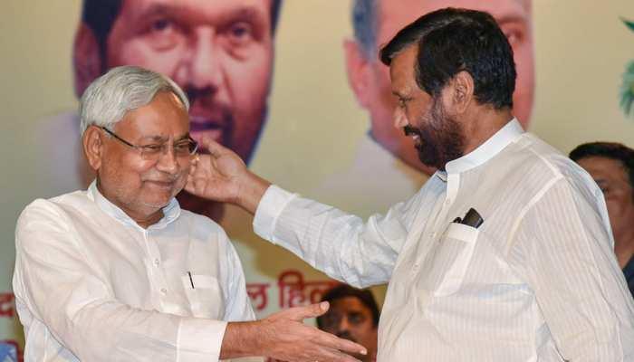 रामविलास पासवान बनेंगे मंत्री, नित्यानंद राय को भी आया PMO से फोन