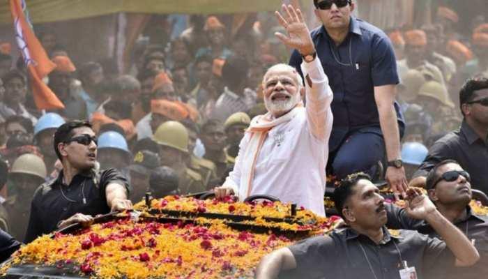 LIVE: एक बार फिर यूपी के रास्ते ही प्रधानमंत्री पद की शपथ लेने जा रहे हैं नरेंद्र मोदी