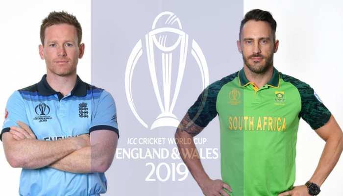 Cricket World Cup 2019 का श्रीगणेश आज, दक्षिण अफ्रीका और इंग्लैंड के बीच खेला जाएगा मुहूर्त मैच