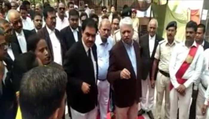 बिहार : पटना हाईकोर्ट के चीफ जस्टिस ने किया भागलपुर डिस्ट्रिक्ट कोर्ट का निरीक्षण