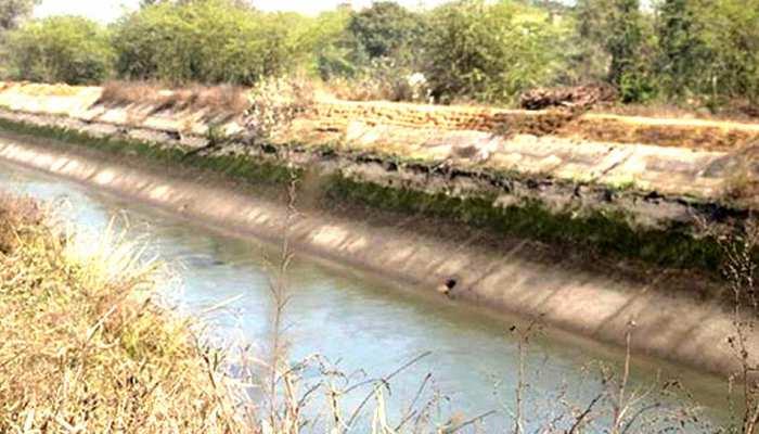 मध्य प्रदेशः नरसिंहपुर में नहर फूटने से खेत और घर हुए जलमग्न, 2 इंजीनियर निलंबित