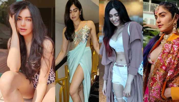 Due to these photographs, Adah sharma on the internet, see PHOTOS