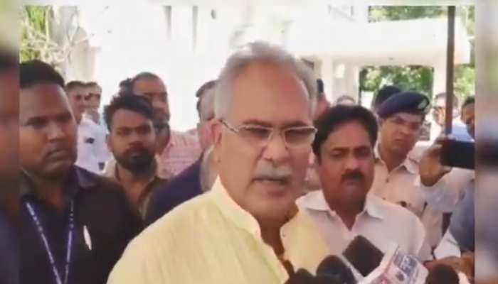 PM मोदी के शपथ ग्रहण समारोह में शामिल नहीं होंगे CM भूपेश बघेल, यह है वजह...