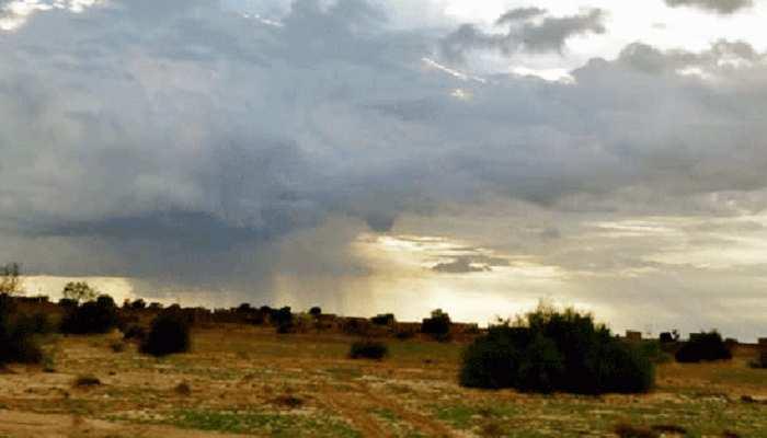 मध्य प्रदेश में छाए हल्के बादल, लोगों को मिली गर्मी से राहत