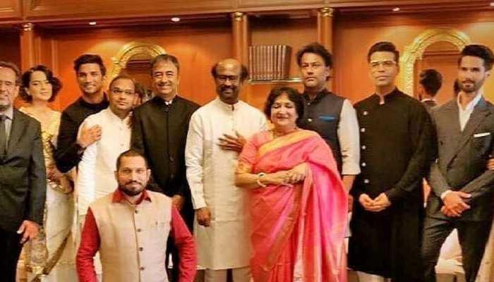 PM नरेंद्र मोदी ने ली देश सेवा की शपथ, शामिल हुए ये बॉलीवुड सेलेब्स
