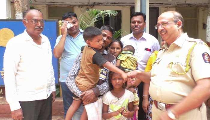 मुंबई: रेलवे स्टेशन से ढाई साल पहले लापता हुआ बच्चा, वॉट्सएप के कारण मिला