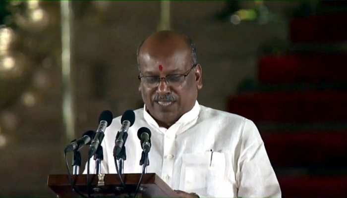 महाराष्ट्र की अकोला सीट से सांसद संजय धोत्रे बने मोदी मंत्रिमंडल का हिस्सा