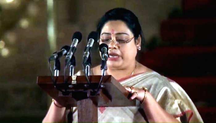 पश्चिम बंगाल से मोदी कैबिनेट में मंत्री बनने वालीं महिला सांसद के बारे में जानिए