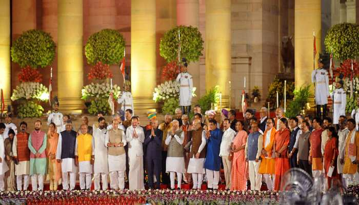 जानें, पीएम मोदी के मंत्रिमंडल में किस राज्य से बने कितने मंत्री, इस प्रदेश से शामिल हुए सर्वाधिक चेहरे