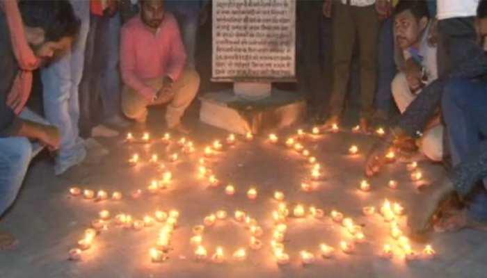 पीएम मोदी के दोबारा शपथ लेने पर धनबाद में जश्न, BJP कार्यकर्ताओं में खुशी की लहर