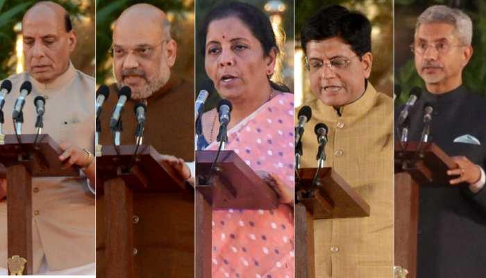 जानिए, पीएम नरेंद्र मोदी ने किन 5 नेताओं को चुना प्रमुख 'सिपहसालार', दिए ये अहम मंत्रालय