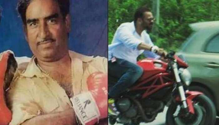 Video : खतरनाक स्टंट करके रोहित शेट्टी ने दी गुरु वीरू देवगन को श्रद्धांजलि, लिखा इमोशनल पोस्ट