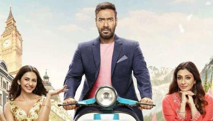 अजय देवगन की 'दे दे प्यार दे' Box Office पर हुई सुपरहिट, कमाई 100 करोड़ से कुछ ही दूर