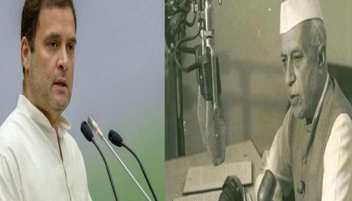 DMK ने राहुल गांधी की तुलना जवाहर लाल नेहरू से की, कहा- 'जीत मुमकिन है'