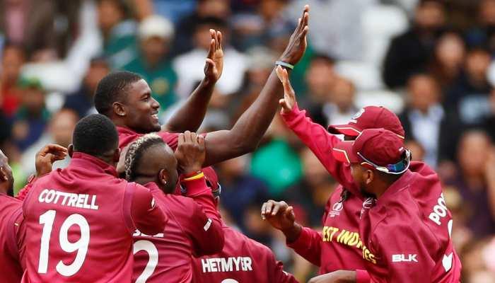 WI vs PAK World Cup 2019: विंडीज की पाक पर बड़ी जीत, 14वें ओवर में 7 विकेट से हराया