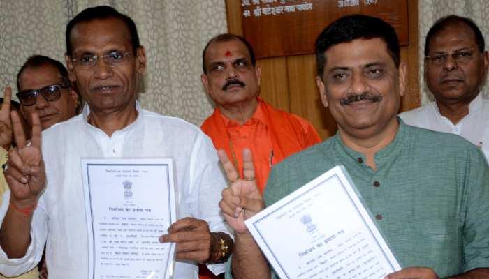 बिहार : JDU से संजय झा और BJP से राधामोहन शर्मा निर्विरोध विधान पार्षद निर्वाचित