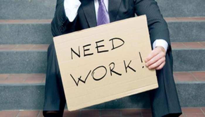 सरकार गठन के बाद आधिकारिक बेरोजगारी दर जारी, 45 साल में सबसे अधिक