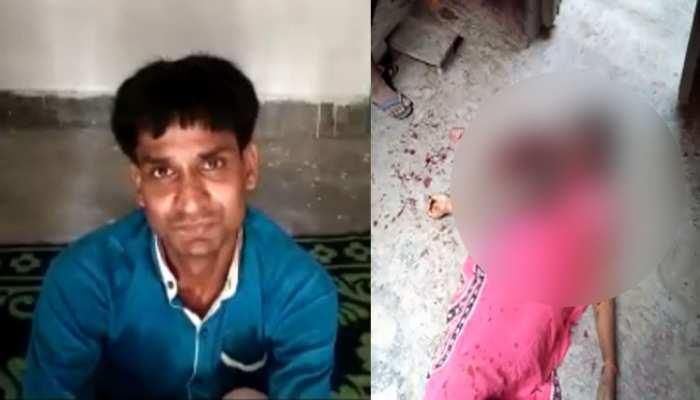 मोतिहारीः मां नहीं बन पा रही महिला को दरिंदे पति ने कुल्हाड़ी से काटा, मौत