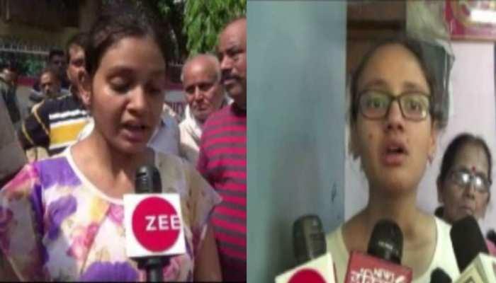 बोकारोः शहीद प्रवीण कुमार के बेटियों ने कहा- 'अपने पिता की तरह ही करेंगी देश की सेवा'