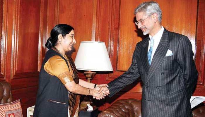 विदेश मंत्री एस जयशंकर ने अपने पहले ट्वीट में सुषमा स्वराज के लिए कही यह बड़ी बात