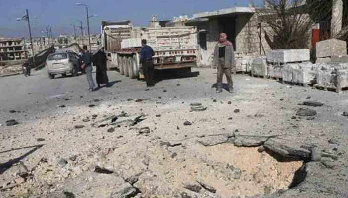 सीरिया के रक्का में कार बम विस्फोट, 10 लोगों की मौत, 20 घायल