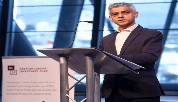 लंदन के मेयर ने ट्रंप को बताया 'फासीवादी', कहा- उनके लिए ब्रिटेन को नहीं बिछानी चाहिए रेड कारपेट
