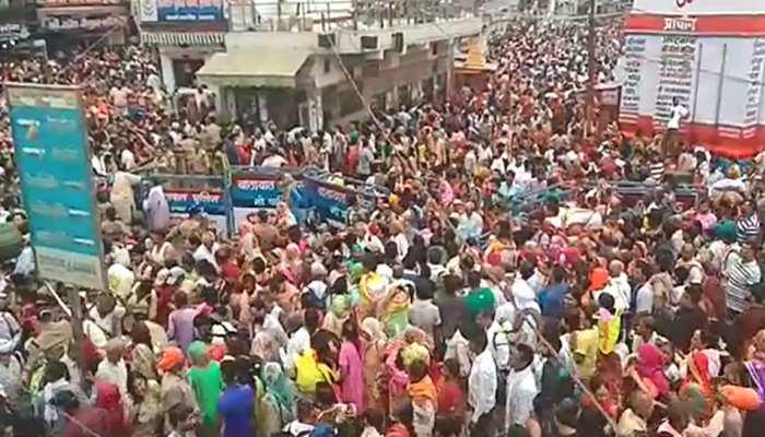 सोमवती अमावस्या आज, हरिद्वार में गंगा स्नान को उमड़ी श्रद्धालुओं की भीड़